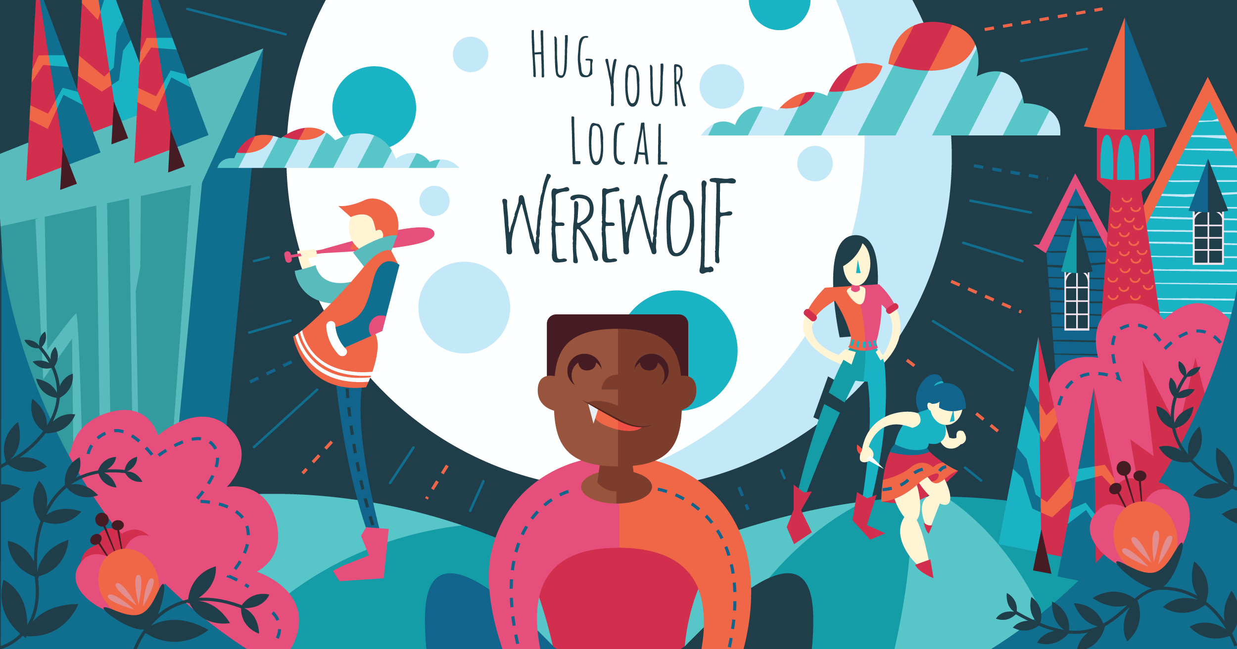 Hug Your Local Werewolf